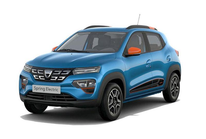 Cât costă o Dacia Spring?